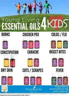 Young Living Essential Oils: Children by annmarie