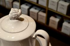 Astier de Villate teapot from another angle