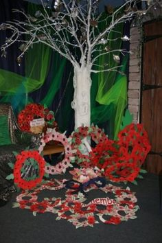 In the run up to Remembrance Day 2012 children and teachers at Looe Primary School took part in their own festival of remembrance. What started out as talk during a morning assembly turned into a week-long project taking in some history, some amazing art work and some understanding for the children as to why and who we remember