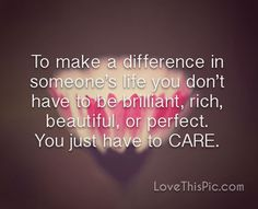 To make a difference quotes quote life inspirational wisdom lesson Make A Difference, Positive Living, Quote Life, Inner Peace, Different, Inspirational Quotes, Wisdom, Positivity, Quotes About Life