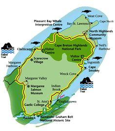 Cycled the Cabot Trail, Nova Scotia Canada Summer, O Canada, Summer 2015, Cabot Trail Map, Nova Scotia, Cap Breton, East Coast Road Trip, Prince Edward Island, National Parks