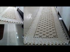 Crochet Bebe, Crochet Tablecloth, Crochet Videos, Crochet Designs, Diy And Crafts, Make It Yourself, Youtube, Blog, Home Decor