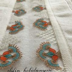 @elifin_hobidunyasi Thread Work, Drawing, Tattoos, Diy And Crafts, Brooch, Embroidery, Instagram, Knitting, Beautiful