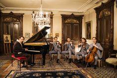21. Juni: Chilly Gonzales & Kaiser Quartett