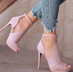Rosa bebé - #zapatosdemujer #zapatosmujer #zapatos #de #mujer