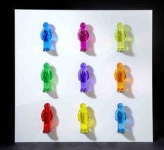 Cloning Factory (3x3) copyrights:Mauro Perucchetti
