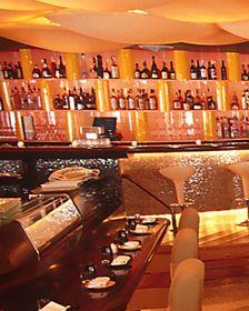 Sushi Samba 7, 87 7th Avenue South, New York, NY    http://sushisamba.com/location/new-york/nyc-7/