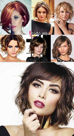 As principais tendências em cortes de cabelo feminino para 2014.