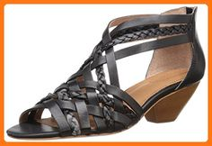 Corso Como Women's Darren Dress Sandal, Black Sporty Goat, 7.5 M US (*Partner Link)