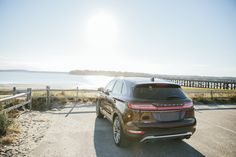 Road trip pro-tip: If you're passing through Boston this summer, take advantage of the season by whale watching. Massachusetts is ranked one of the top 10 places to catch sight of the ocean's giants. Lincoln Mkc, Lincoln Aviator, Whale Watching, Massachusetts, Boston, Aviation, Road Trip, Ocean, Places