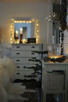 HANNAS: jul i vårt hus