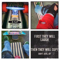 Im 44 and just got my first board #skateboarding #longboard www.somemore.fi