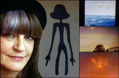 Alien abductee Sue Sill of Outlane, Huddersfield, wants to prove the truth is out there