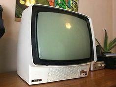 Tokyo - 610 RC - '70 Portable Tv, Vintage Television, Box Tv, Tvs, Radios, Tokyo, Electronics, Retro, Mini