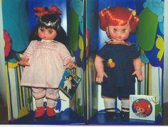 Annina + Felicina (Furga bambole)