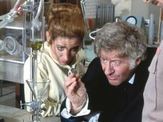 Behold, the awesomeness that is the Doctor & Liz! I never could understand why they wrote Liz out- any allegations that she and the Doctor had no chemistry are patently absurd, just look at these. Doctor Who, Sci Fi Tv Series, Jon Pertwee, Time Lords, Dr Who, Circuit, Aesthetics, British, Happiness