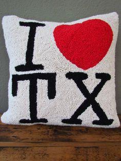 TX pillow