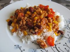 Passions, hobbies, life: Chilli con carne