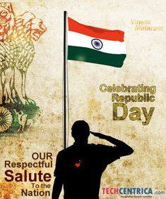 #TechCentricaWishes - Happy Republic Day!
