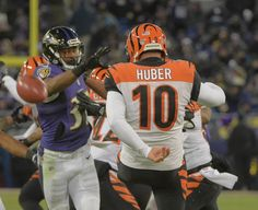Mike Preston's report card after the Ravens' 31-27 season-ending loss to the Bengals Sunday