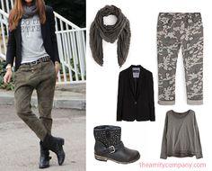 #outfit #looks #tendencias #otoño # moda # style # wf2014 #chic