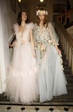 Fashion is Art?...Marchesa.