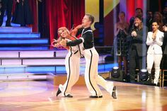 Dancing With The Stars: All-Stars Week 4 Performance Show - Shawn Johnson - Dancing With The Stars - ABC.com