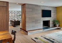 kitchen partition wall designs