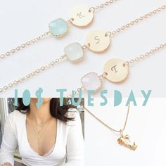 Its 10$ Tuesday! These items and more are only 10$ today only! Clickable link in bio! . . #ootdfashion #jewelryoftheday #ootdstyle #etsy #etsyfinds #jotd #jewelry #picoftheday #handmadejewelry #jewelrygram #igjewelry #ilovejewelry #layeringjewelry #customjewelry #sweetfashion #giftidea #summerlook #shopnow #musthaves #girlyfashion #bohojewelry #momstyle #momfashion #fashionmom #todayiamwearing #jewelryshop #summertrends #etsygifts #bridesmaidsjewelry