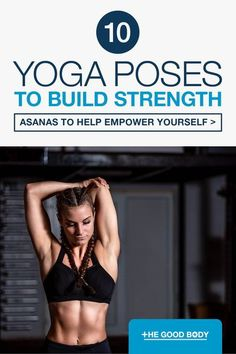 Did you know that 21 days of yoga could make significant improvements to your strength! If you