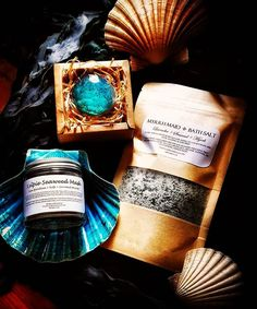 """Aɳ Bҽαɳ Fҽαʂα on Instagram: """"SEA TREASURE // GIVEAWAY💧We would like to offer you a day at the sea from home! This giveaway is an energy tithe (a huge thank you!) to all…"""""""