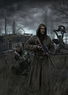 STALKER by AWE7FOLD.deviantart.com on @DeviantArt