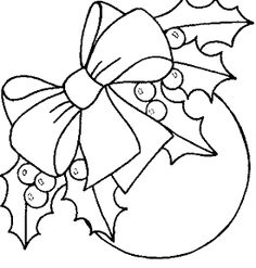 ideas embroidery christmas ornaments coloring pages Christmas Colors, Christmas Art, Christmas Decorations, Christmas Ornaments, Christmas Classics, Holly Christmas, Christmas Projects, Christmas Christmas, Christmas Applique