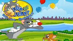 ᴴᴰ ღ Tom and Jerry 2017 Games ღ Tom and Jerry - BLOONS BUBBLES ღ Baby Ga...