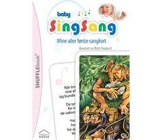 SingSang - Mine aller første sangkort