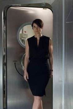 Photo of Carrie-Anne Moss in the Netflix series Jessica Jones