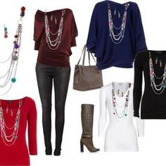 I love how this one necklace adds such pizazz to several outfits ... contact me to get yours today! It's only $5  www.facebook.com/bedazzledbyruby.com www.paparazziaccessories.com/21056 www.twitter.com/bedazzledbyruby www.bedazzledbyruby@gmail.com