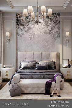 Modern Luxury Bedroom, Luxury Bedroom Design, Master Bedroom Interior, Room Design Bedroom, Bedroom Furniture Design, Stylish Bedroom, Room Ideas Bedroom, Home Room Design, Luxurious Bedrooms