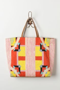 Driftwood Textiles Tote - Anthropologie.com