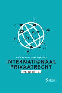 Kruger, T. Internationaal privaatrecht: de essentie. Plaats: Jurisquare eboek
