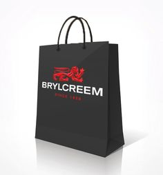 Brylcreem Paper Shopping Bag. Brylcreem, Paper Shopping Bag, Bags, Handbags, Totes, Hand Bags, Purses, Bag
