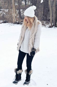 Winter Fashion: What you Need to Stay Warm| Boots| Warm Clothes| Outfit Ideas