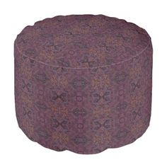 Charmant HAMbWG Pouf Chair   Gypsy Boho Ruby