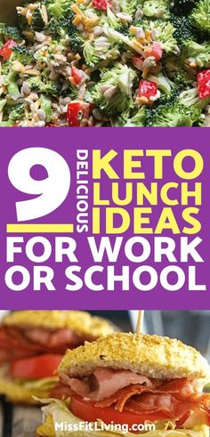 I love the ketogenic diet! However, I used to always fails because I wasn't prepared. With these keto lunches I can be sure to always stay in ketosis while also saving a little bit of money.