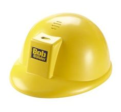 Bob the Builder helmet with Sound: Amazon.co.uk: Toys & Games