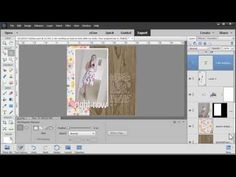 Mask it and Move it: Layer Masks in Photoshop Elements - YouTube