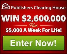 Enter to Win PCH Sweepstakes - Bing images Instant Win Sweepstakes, Online Sweepstakes, Lotto Winning Numbers, Winning Lotto, Lotto Numbers, Lottery Winner, Pch Dream Home, Catchy Slogans, Win For Life