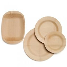 affordable disposable bamboo plates. They have something like these at party city. Along with  sc 1 st  Pinterest & Bambu 063100 7