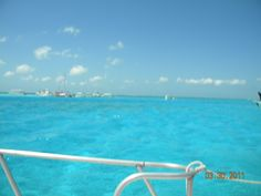 Beautiful waters of the Cayman Islands