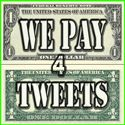 We Pay You to Tweet about SEO or CommunityClerks $1 Dollar each